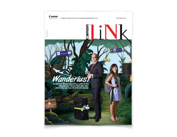 Canon LiNK Newsletter