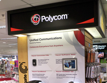 Polycom Interactive Counter