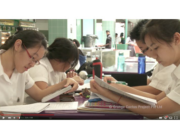 Raffles Institution Corporate Video